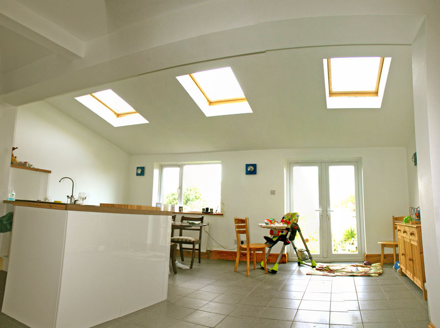 Superbe Downend Bristol Affordable Building Plans Home Designs Extension Design. Kitchen  Extension Roof Designs.